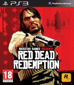 Jaquette de Red Dead Redemption PlayStation 3