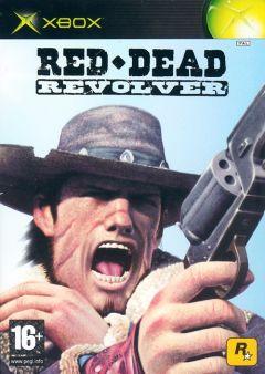 Jaquette de Red Dead Revolver Xbox