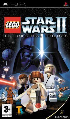 Jaquette de LEGO Star Wars II PSP