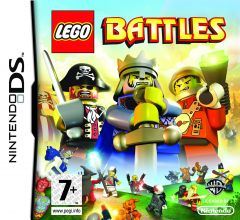 Jaquette de LEGO Battles DS