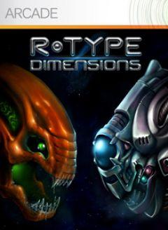 Jaquette de R-Type Dimensions Xbox 360