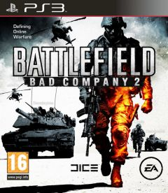 Jaquette de Battlefield : Bad Company 2 PlayStation 3