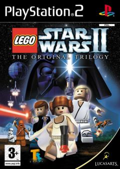 Jaquette de LEGO Star Wars II PlayStation 2