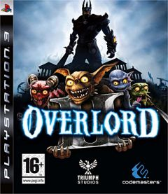 Jaquette de Overlord II PlayStation 3