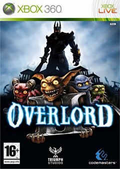 Jaquette de Overlord II Xbox 360