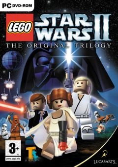 Jaquette de LEGO Star Wars II PC