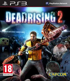 Jaquette de Dead Rising 2 PlayStation 3