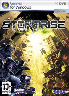 Jaquette de Stormrise PC