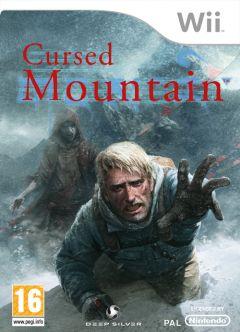Jaquette de Cursed Mountain Wii