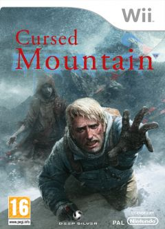 Jaquette de Cursed Mountain Wii