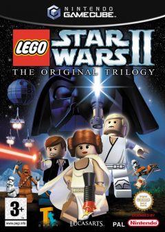 Jaquette de LEGO Star Wars II GameCube