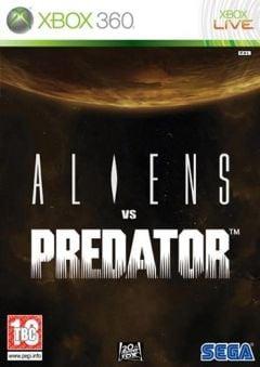 Jaquette de Aliens vs Predator Xbox 360