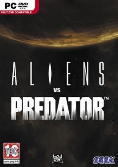 Jaquette de Aliens vs Predator PC