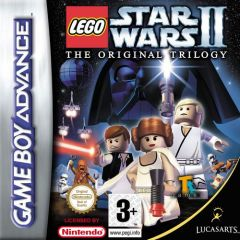 Jaquette de LEGO Star Wars II Game Boy Advance