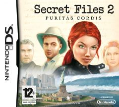 Jaquette de Secret Files 2 : Puritas Cordis DS