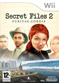 Jaquette de Secret Files 2 : Puritas Cordis Wii