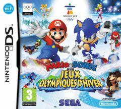 Mario & Sonic aux Jeux Olympiques d'Hiver (DS)