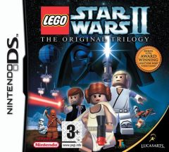 Jaquette de LEGO Star Wars II DS
