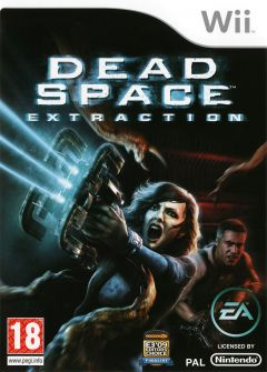 Jaquette de Dead Space Extraction Wii