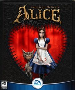 Jaquette de Alice PC