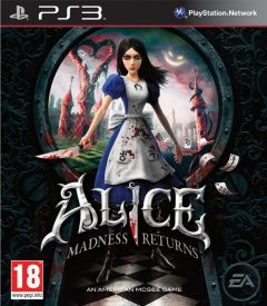 Jaquette de Alice : Retour au Pays de la Folie PlayStation 3