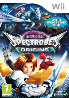 Jaquette de Spectrobes : Origines Wii