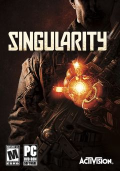 Jaquette de Singularity PC