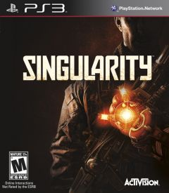 Jaquette de Singularity PlayStation 3