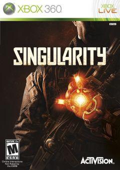 Jaquette de Singularity Xbox 360