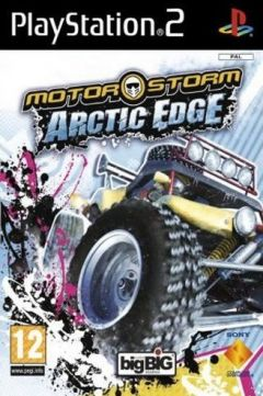 Jaquette de MotorStorm : Arctic Edge PlayStation 2