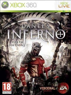Jaquette de Dante's Inferno Xbox 360