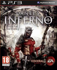 Jaquette de Dante's Inferno PlayStation 3