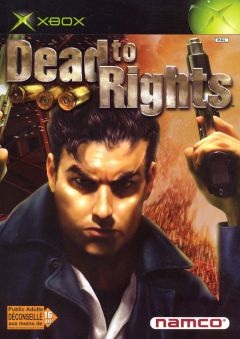 Jaquette de Dead to Rights Xbox