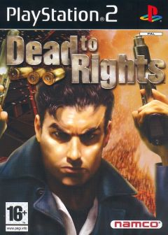 Jaquette de Dead to Rights PlayStation 2