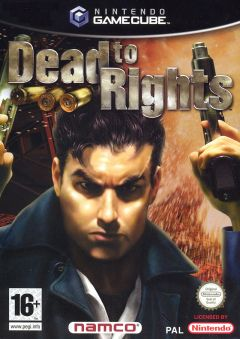 Jaquette de Dead to Rights GameCube