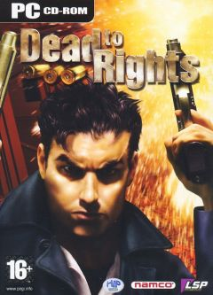 Jaquette de Dead to Rights PC