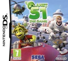Jaquette de Planet 51 DS