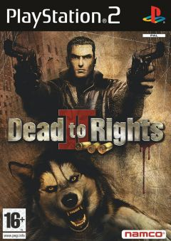 Jaquette de Dead to Rights II PlayStation 2
