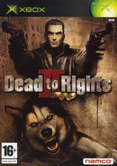 Jaquette de Dead to Rights II Xbox