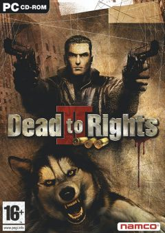Jaquette de Dead to Rights II PC