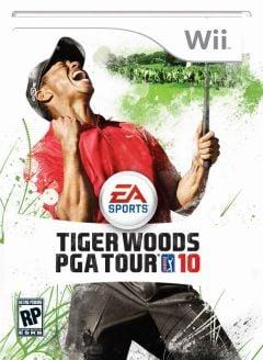 Jaquette de Tiger Woods PGA Tour 10 Wii
