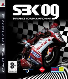 Jaquette de SBK 09 Superbike World Championship PlayStation 3