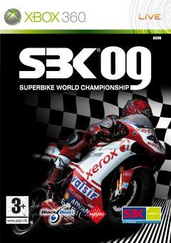 Jaquette de SBK 09 Superbike World Championship Xbox 360