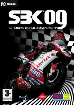 Jaquette de SBK 09 Superbike World Championship PC