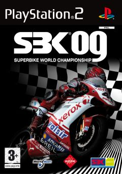 Jaquette de SBK 09 Superbike World Championship PlayStation 2