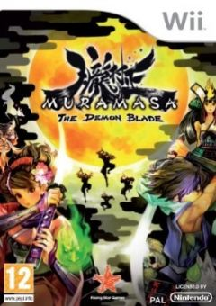 Jaquette de Muramasa : The Demon Blade Wii
