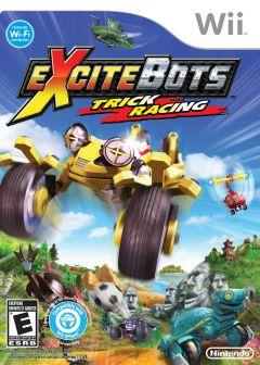 Jaquette de ExciteBots : Trick Racing Wii