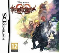 Jaquette de Kingdom Hearts 358/2 Days DS