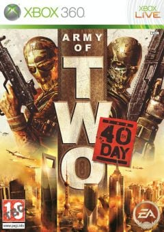 Jaquette de Army of Two : Le 40e Jour Xbox 360