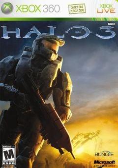 Jaquette de Halo 3 Xbox 360